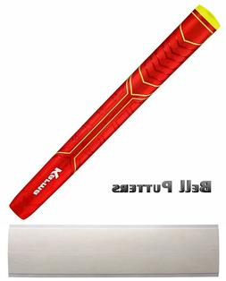Karma Big Softy Red Jumbo Counter Balance Pistol Putter Gri
