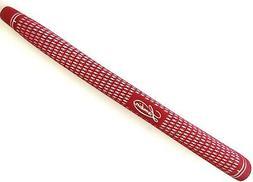 1 NEW Lamkin CROSSLINE PADDLE Putter Grip - RED