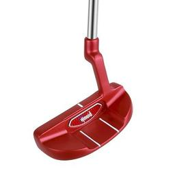 105 red golf putter 320 right hand
