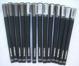 13 new-Lamkin  Crossline, Black Colored, Standard size golf