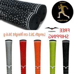 13 x Herrick Multi compound Rubber Golf Grip Putter Anti Sli