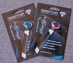 2 X Puttovr Golf ball Markers fits into putter grips new Aus