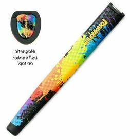 2014 Loudmouth Paintballz Oversize Putter Grip