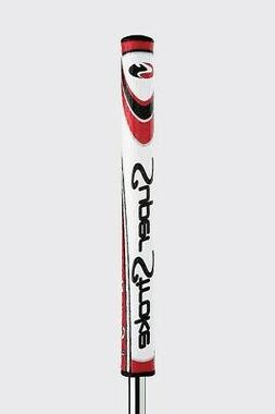 New 2015 SuperStroke Legacy Ultra Slim 1.0 Putter Grip - Red
