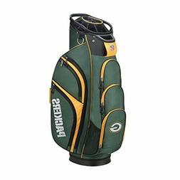 Wilson 2018 NFL Golf Cart Bag, Green Bay Packers