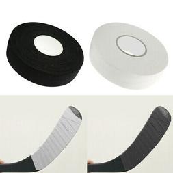 2Pcs Ice Hockey Stick Wrap Putter Cloth Tape 25yds Lacrosse