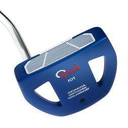 Bionik 701 Blue Mallet Golf Putter-360g Right Hand-Karma Blu