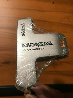 bazooka geomax junior putter steel shaft