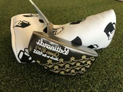 Beautiful Bettinardi Queen B #9 Putter Custom Black Chrome S