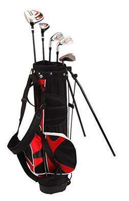 Nitro Blaster Kid's Golf Club Set, 31 Inch, Graphite, 15-Deg