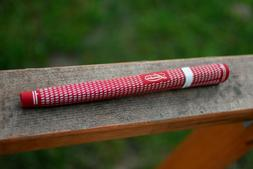Brand New Lamkin Putter Grip / Red / Pistol Standard Size /