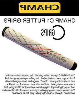 CHAMP C1  Putter Grip - WHITE -  L - Large - Jumbo - Brand N