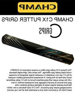 CHAMP C1X  Putter Grip - BLACK-  L - Large - Jumbo - Brand N