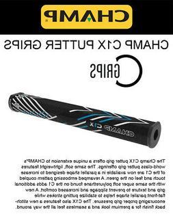 CHAMP C1X  Putter Grip - BLACK - M - Midsize - Brand New