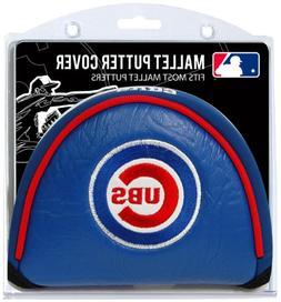 Chicago Cubs MLB Mallet Putter Cover