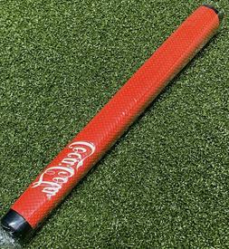 coca cola golf paddle 60r putter grip