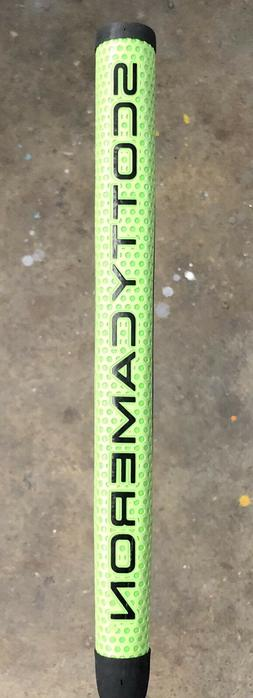 Scotty Cameron Custom Shop Lime Green Matador Midsize Putter