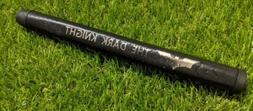 customized leather batman golf club putter grip