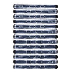 Winn Dri-Tac Oversize +1/8 inch Navy Blue 13 Piece Golf Grip