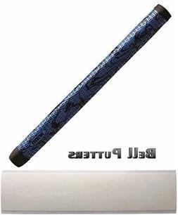 Winn Dri-Tac X Std Blue/Black Pistol Golf Putter Grip-M8DTX-