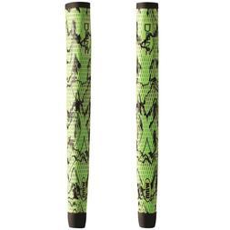 Winn DriTac X Midsize Pistol Putter Grip - Green/Black