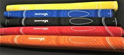 KARMA MIDSIZE PUTTER GRIP, BLUE, RED, BLACK OR ORANGE + INTE