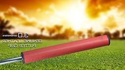 Bobbyduke LLC Finest Handcrafted Leather Golf Putter Replace