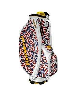 Loudmouth Flagadelic 9 Inch Staff Golf Bag