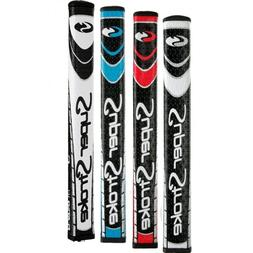 SuperStroke FLATSO Golf Putter Grip. Choose Your Size/Color.