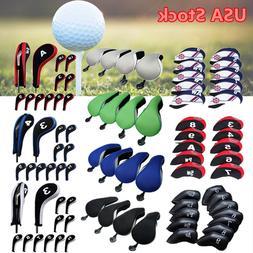 Golf Accessories Golf Club Iron Head Cover Training Grip Put