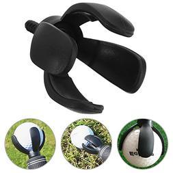 Ambithou 6 PCS Golf Ball Retriever, Mini Portable Petal Golf