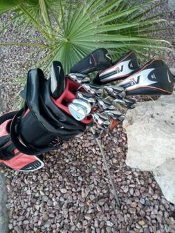 Nike Golf Club Set - VRs - 14pc D 3w 3h 4-PASL Method Putter