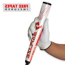 Golf Putter Grip Midsize New Pistol Shape Anti-slip 4 Colors