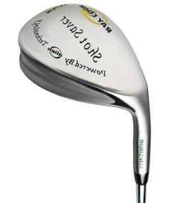 Ray Cook Golf Men's Golf Shot-Saver Alien wedge, Left Hand,