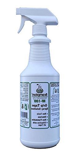Brampton HF-100 Golf Grip Tape Solvent, Non-Toxic and Non-Fl