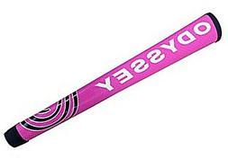 jumbo pink putter golf grip x 1