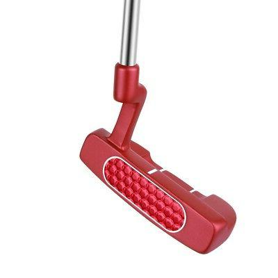 Bionik 105 Red Golf Putter-320g Right Hand/RH-Karma Black St