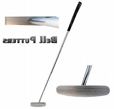 Bell Two Golf Putter 385g Balance Stainless CNC