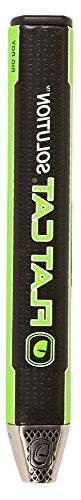 Lamkin 2017 Putter Grip Flat Cat Solution Black/Lime Svelte
