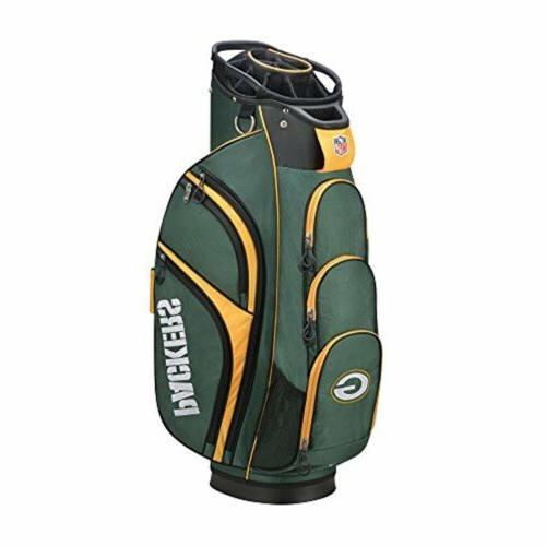 2018 nfl golf cart bag