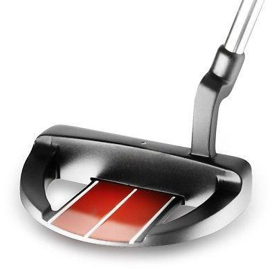 504 mallet golf putter 335g left hand
