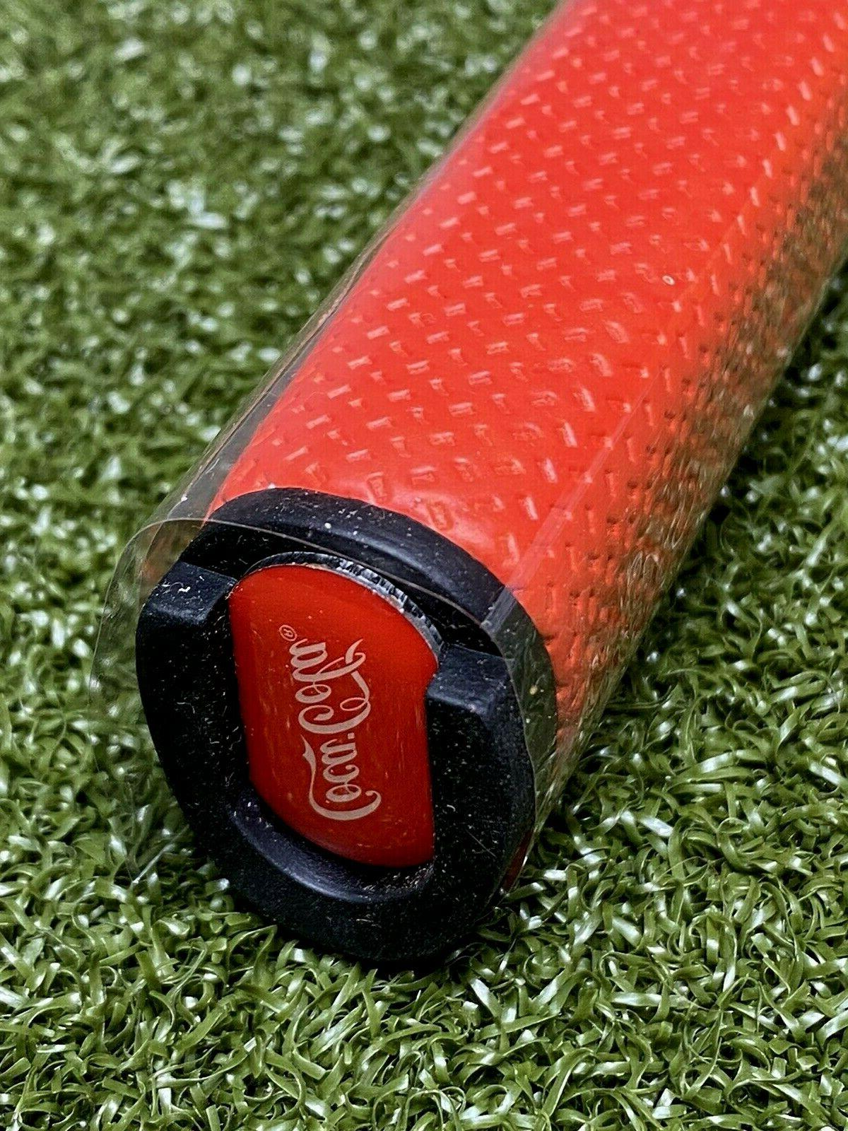 Coca-Cola Golf 60R Putter w/ Magnetic Ball Marker