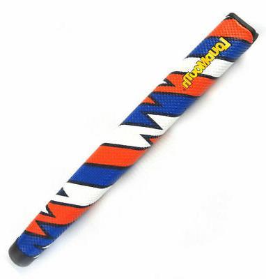 Loudmouth Golf - Combo Putter Grip - Captain Thunderbolt USA