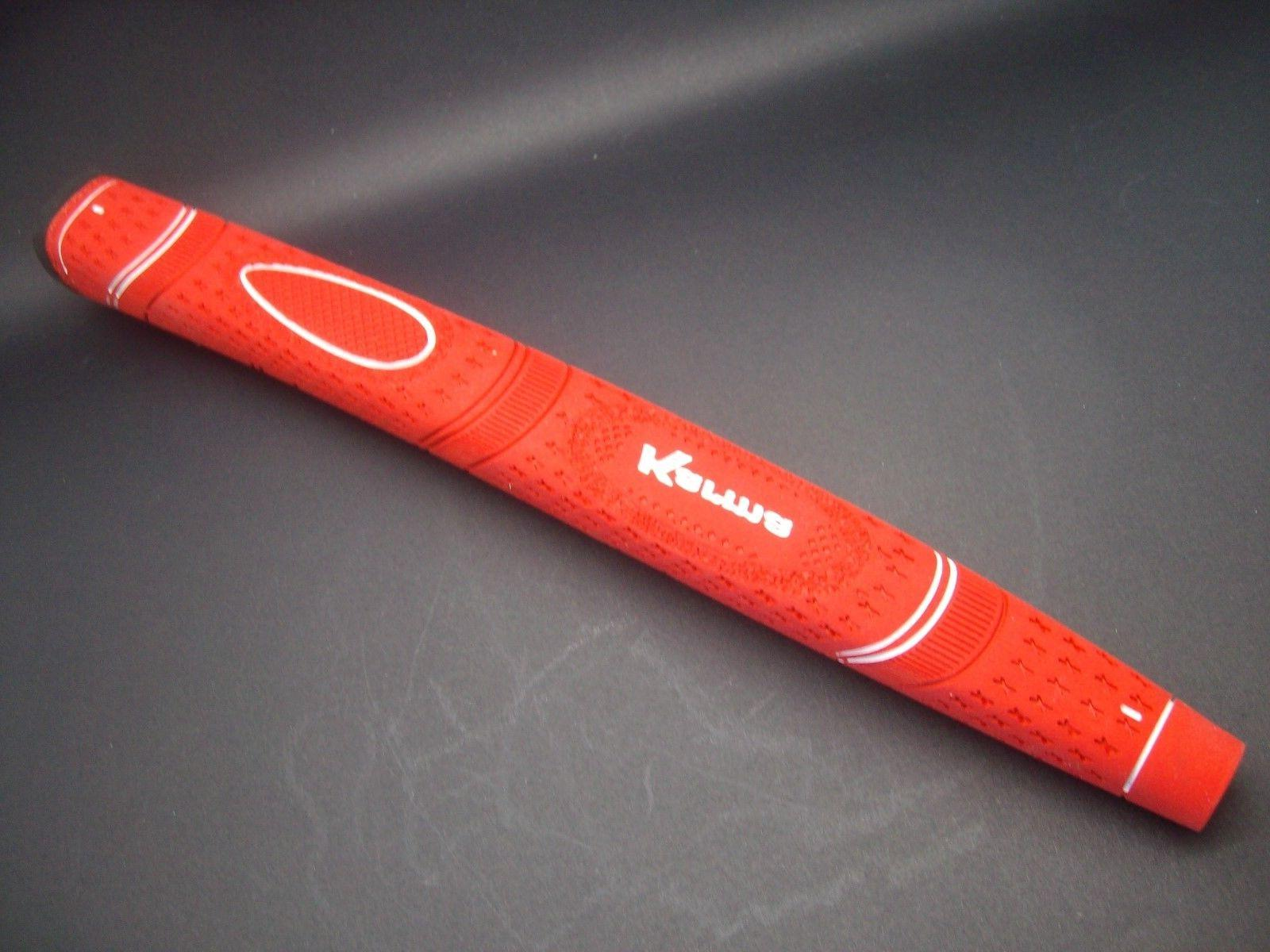 PUTTER GRIP, BLUE, RED OR