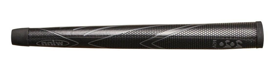 Winn Black Putter Grip