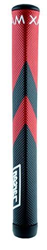 Garsen G-Pro Max Putter Grip - Red/Black