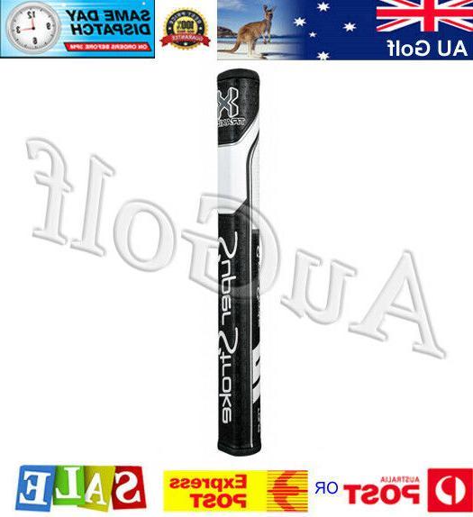 Genuine Superstroke Traxion Tour 3.0 putter grip Black/White