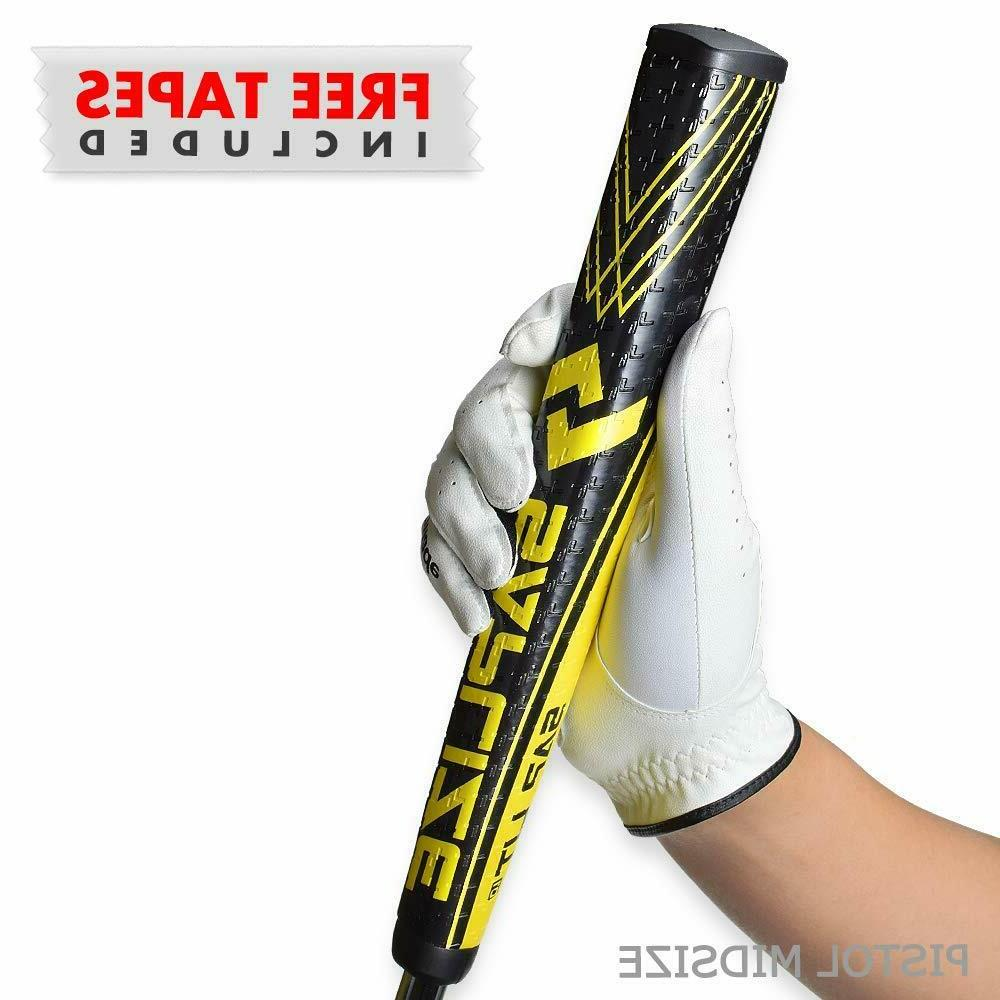 golf putter grips midsize 4 colors anti