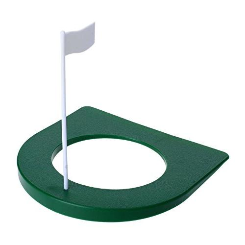 MUXSAM Golf Green Cup Flag Practice Training Aids