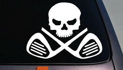 GOLF STICKER CLUB DRIVER PUTTER GOLF BALL TEES TEE SHAFT GOL